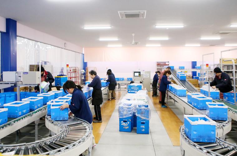 福井物流センター